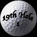 19th Hole Golfball